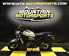 2018 Yamaha XSR700 for sale 200541051