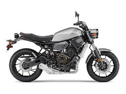 2018 Yamaha XSR700 for sale 200560427