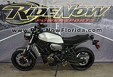 2018 Yamaha XSR700 for sale 200570082