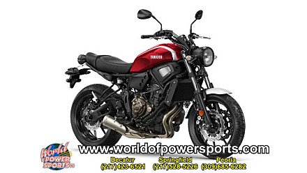 2018 Yamaha XSR900 for sale 200637227