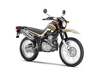 2018 Yamaha XT250 for sale 200468043