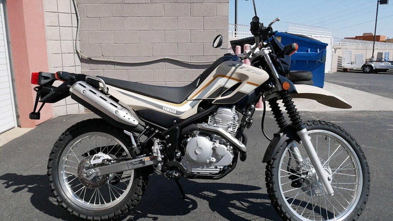 2018 yamaha xt250 for sale near las vegas nevada 89122 for Yamaha motorcycles near me