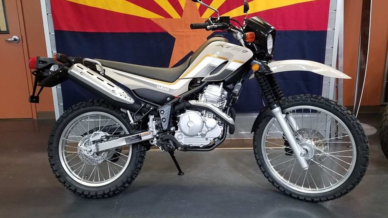 2018 Yamaha XT250 for sale 200547808