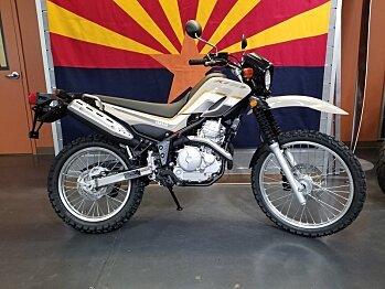 2018 Yamaha XT250 for sale 200575049