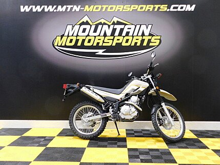 2018 Yamaha XT250 for sale 200559306