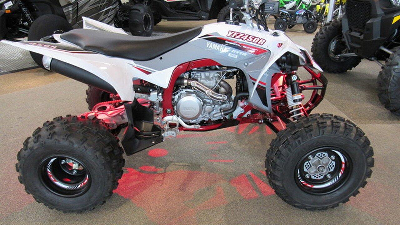 2018 Yamaha YFZ450R for sale 200485899