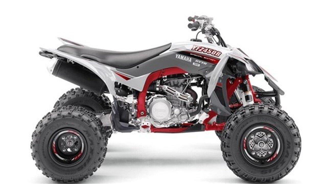 2018 Yamaha YFZ450R for sale 200496212
