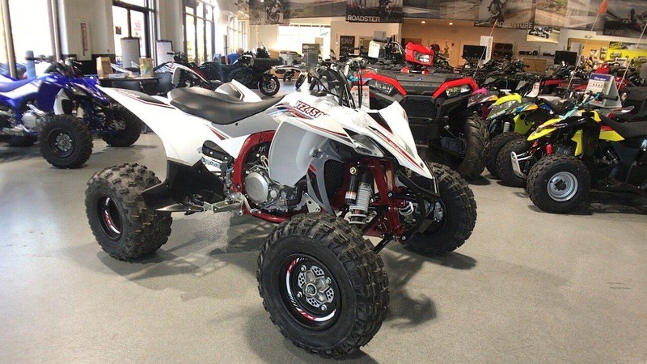 2018 Yamaha YFZ450R for sale 200503625