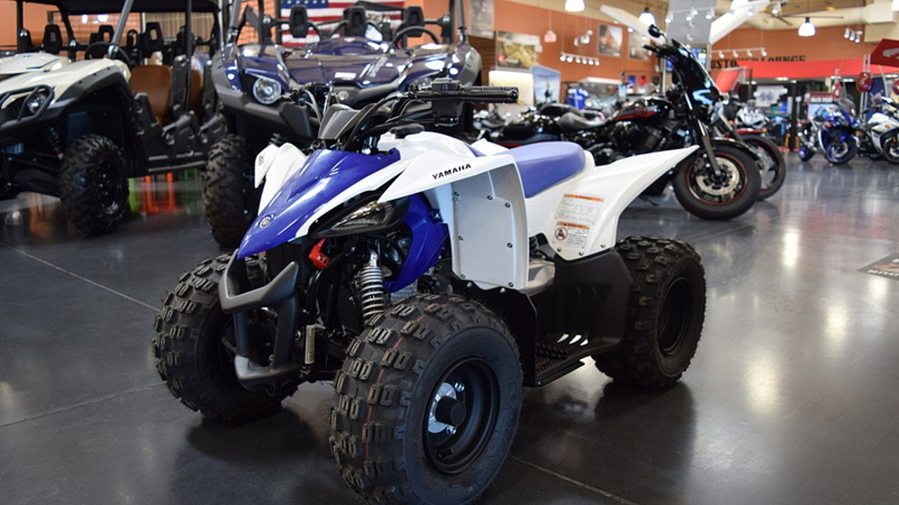2018 Yamaha YFZ50 for sale 200528251