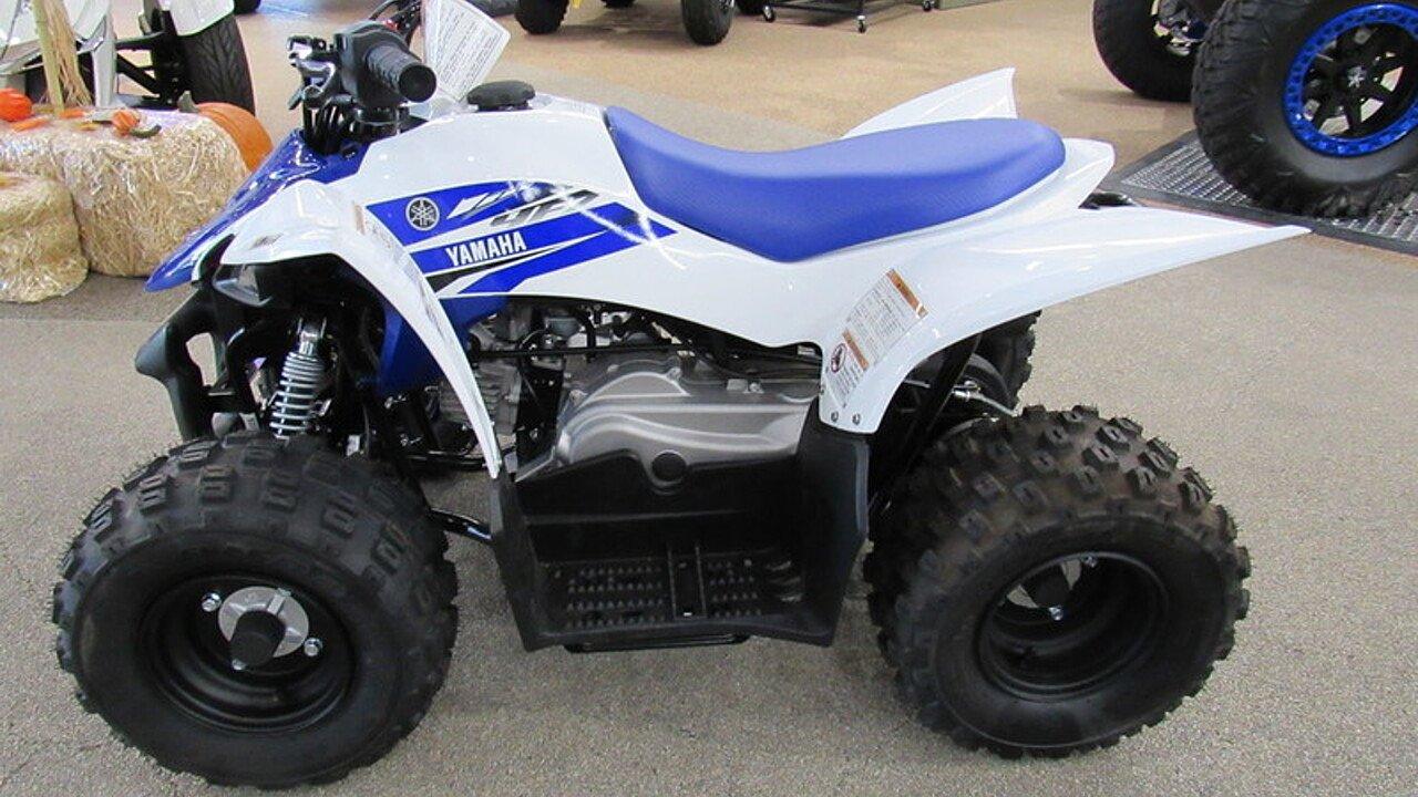2018 Yamaha YFZ50 for sale 200595032