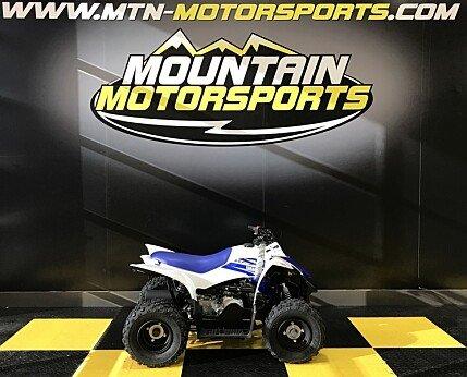 2018 Yamaha YFZ50 for sale 200537192