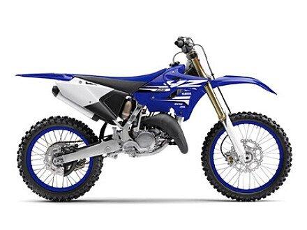 2018 Yamaha YZ125 for sale 200540717