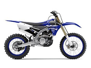 2018 Yamaha YZ250F for sale 200473829