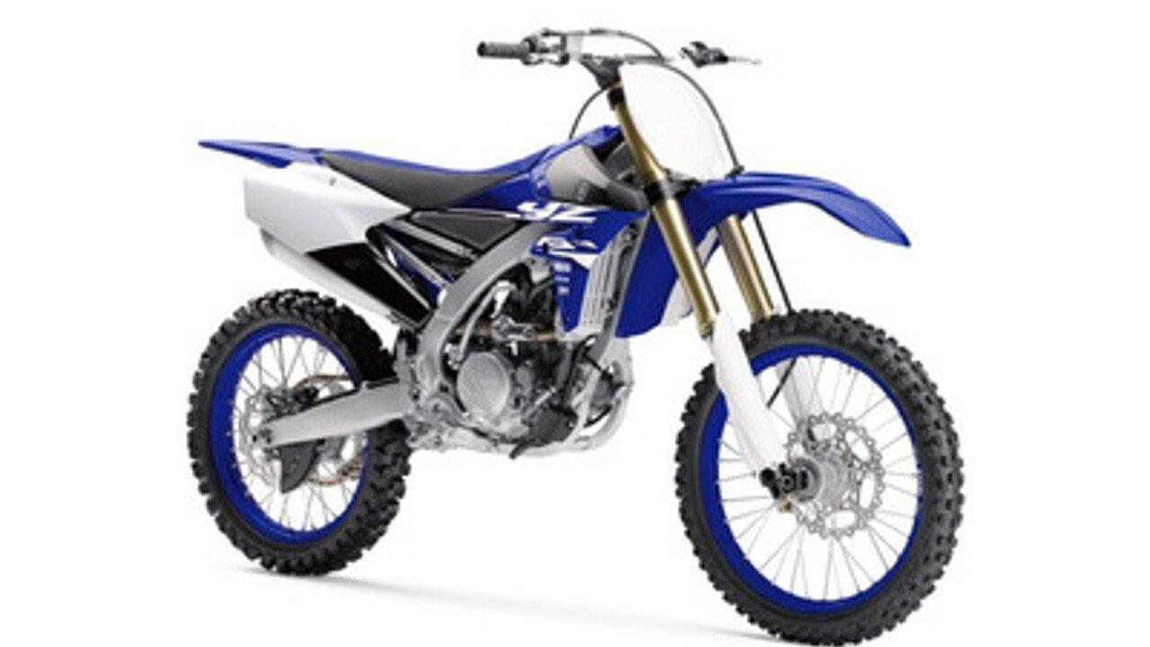 2018 Yamaha YZ250F for sale 200479897