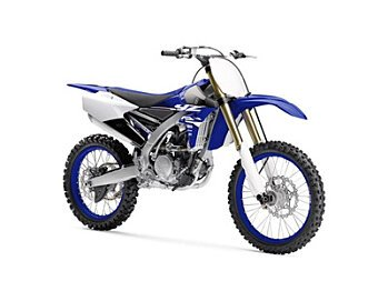 2018 Yamaha YZ250F for sale 200482400