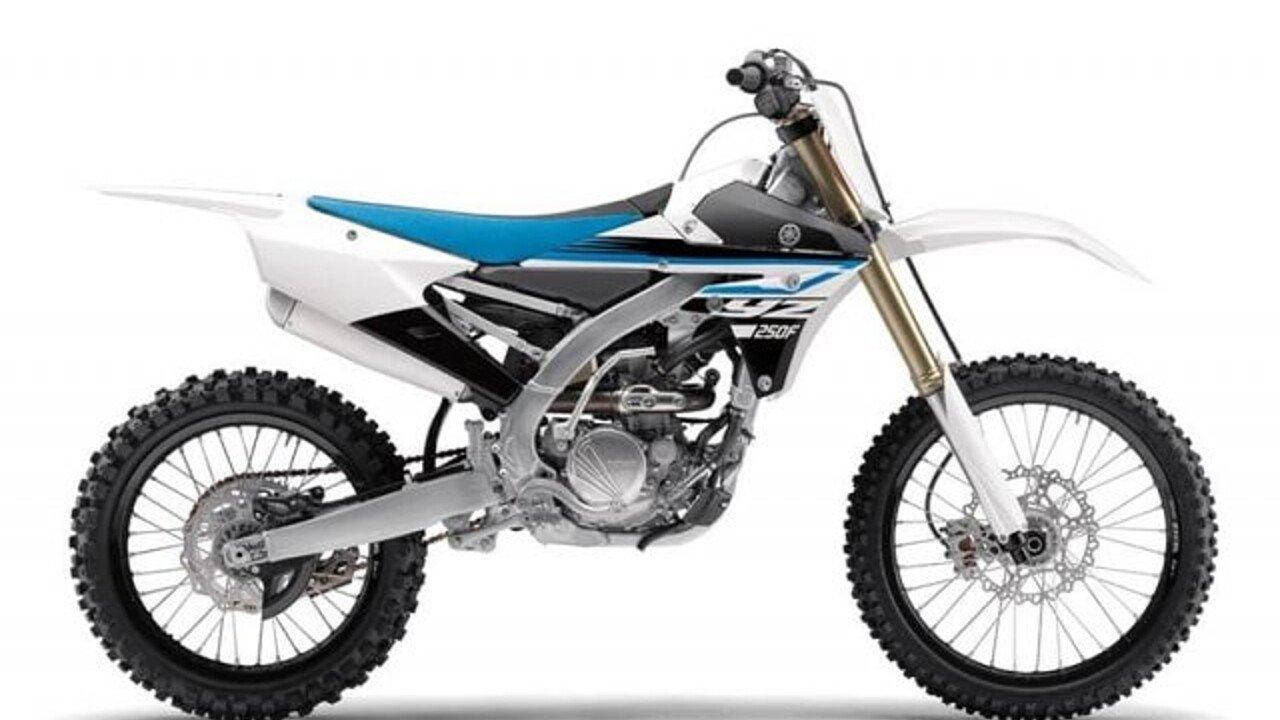 2018 Yamaha YZ250F for sale 200520767
