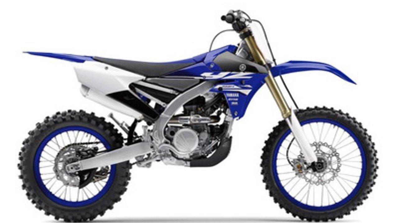 2018 Yamaha YZ250F for sale 200529391