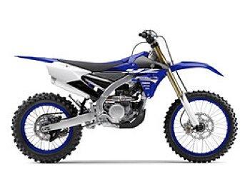 2018 Yamaha YZ250F for sale 200532165