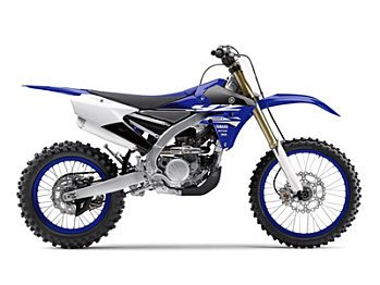 2018 Yamaha YZ250F for sale 200547834
