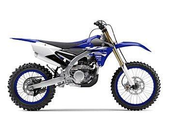 2018 Yamaha YZ250F for sale 200547851