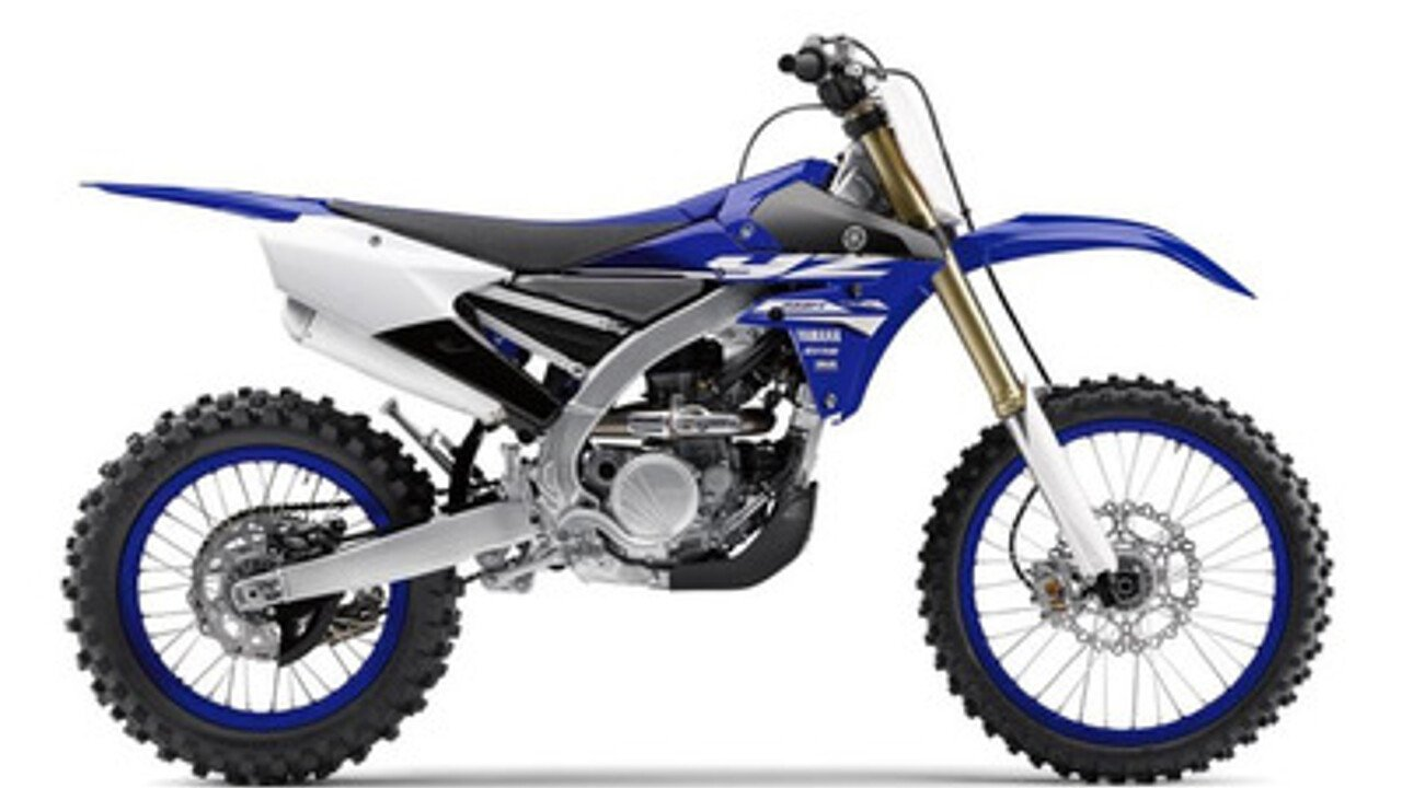 2018 Yamaha YZ250F for sale 200569971