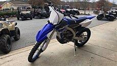 2018 Yamaha YZ250F for sale 200518318