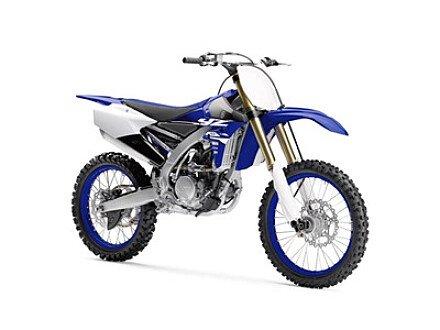 2018 Yamaha YZ250F for sale 200536895