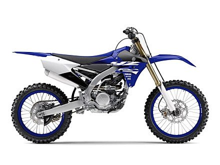 2018 Yamaha YZ250F for sale 200560533