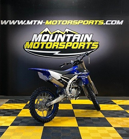 2018 Yamaha YZ250F for sale 200569450