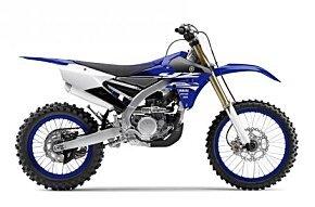 2018 Yamaha YZ250F for sale 200607810
