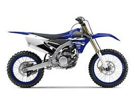 2018 Yamaha YZ250F for sale 200648758