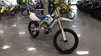 2018 Yamaha YZ450F for sale 200498137