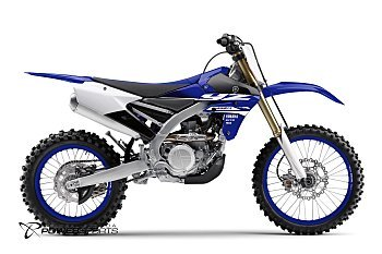 2018 Yamaha YZ450F for sale 200507727