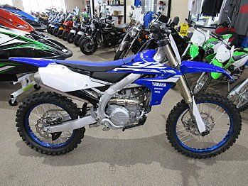 2018 Yamaha YZ450F for sale 200509573