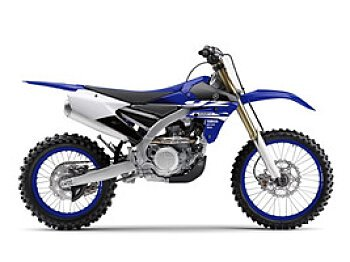 2018 Yamaha YZ450F for sale 200516369