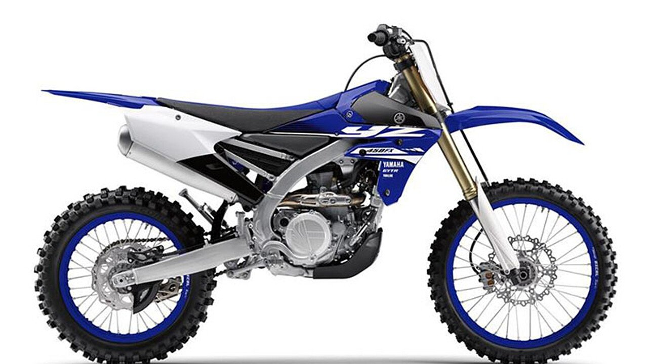 2018 Yamaha YZ450F for sale 200521544
