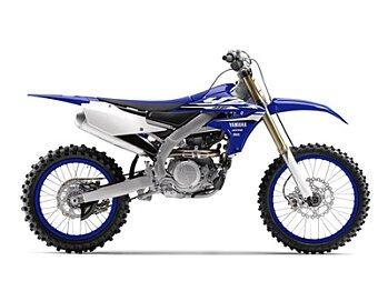 2018 Yamaha YZ450F for sale 200524477