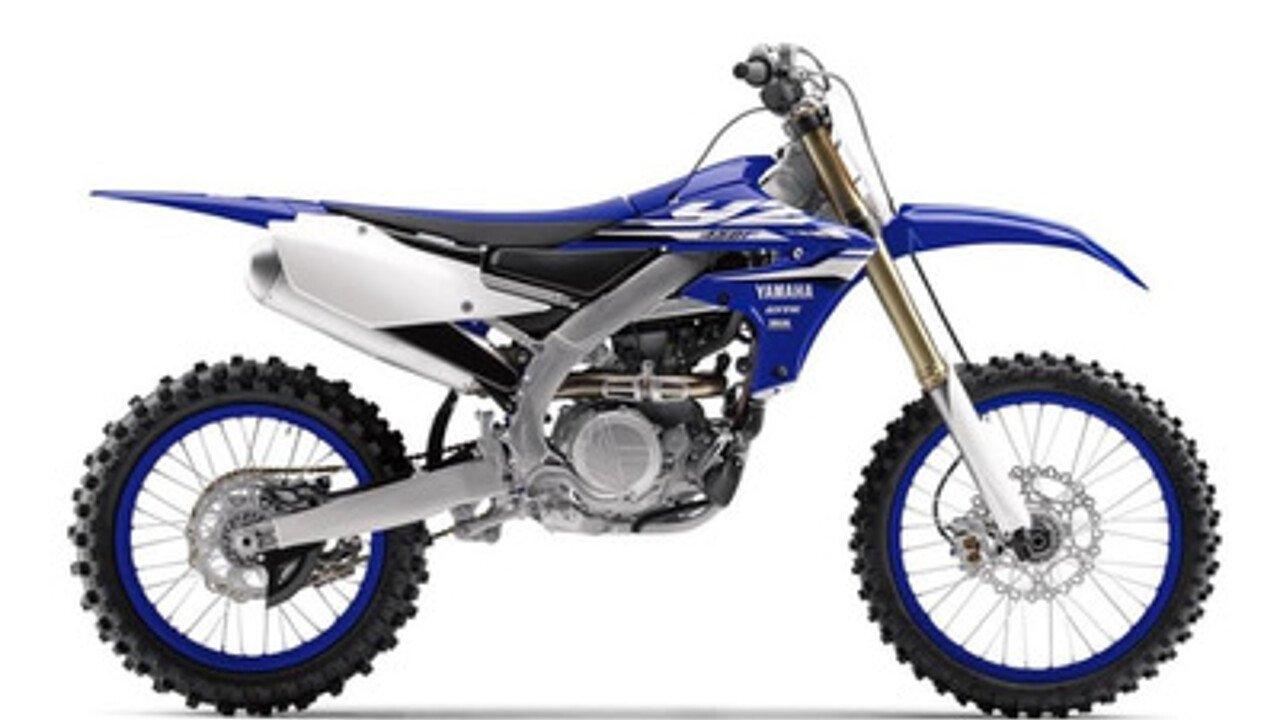 2018 Yamaha YZ450F for sale 200529389