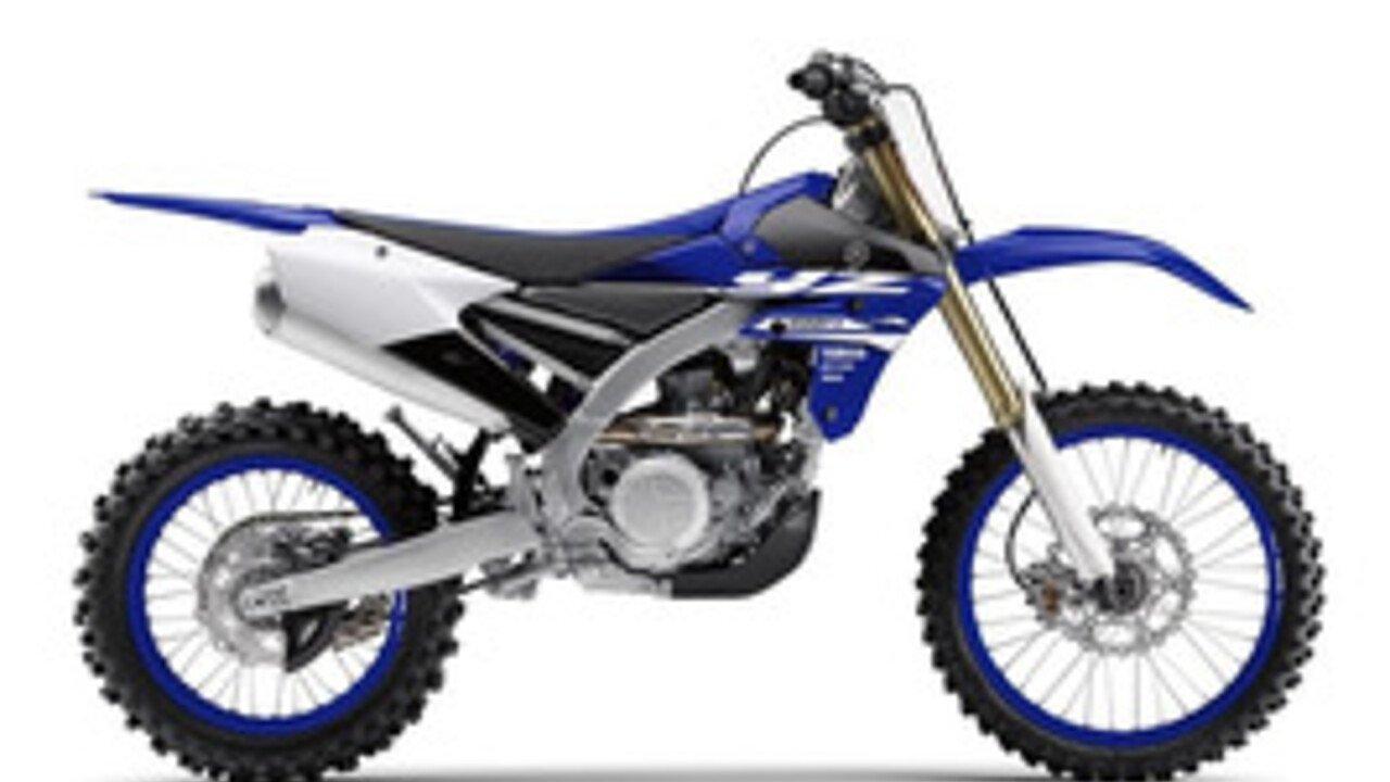 2018 Yamaha YZ450F for sale 200534986