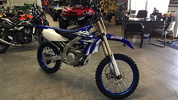 2018 Yamaha YZ450F for sale 200543481