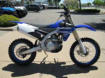 2018 Yamaha YZ450F for sale 200560631