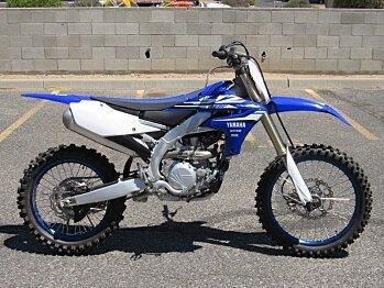 2018 Yamaha YZ450F for sale 200565382