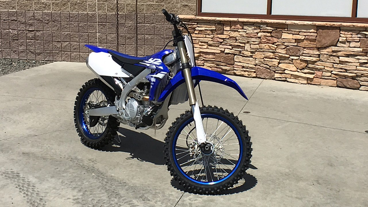 2018 Yamaha YZ450F for sale 200580565