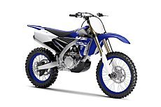 2018 Yamaha YZ450F for sale 200480778