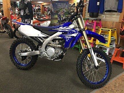 2018 Yamaha YZ450F for sale 200496179