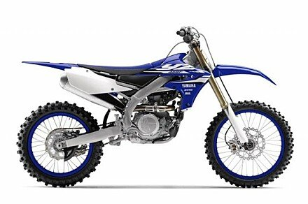 2018 Yamaha YZ450F for sale 200515384