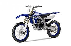 2018 Yamaha YZ450F for sale 200519660
