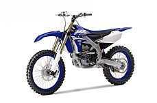 2018 Yamaha YZ450F for sale 200519736