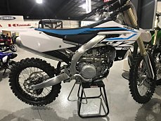 2018 Yamaha YZ450F for sale 200568371