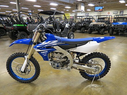 2018 Yamaha YZ450F for sale 200595994
